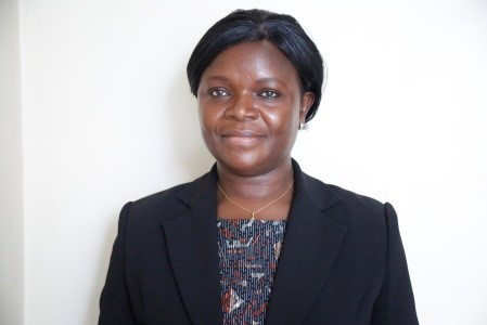 Ms. Gladys Wekesa - Principal Secretary Representative, Ministry of Water, Sanitation