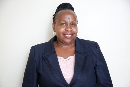 Ms. Rose Ndinda Wambua - Chair Audit and Risk Committee