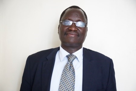 Rev. Simon Kiuta Lonyayo - Chair Board Finance Committee