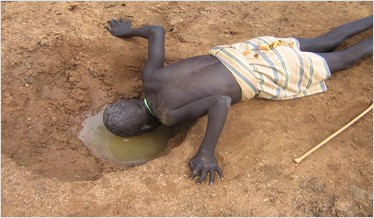 Water Scarcity is Rampant in Turkana and West Pokot Counties